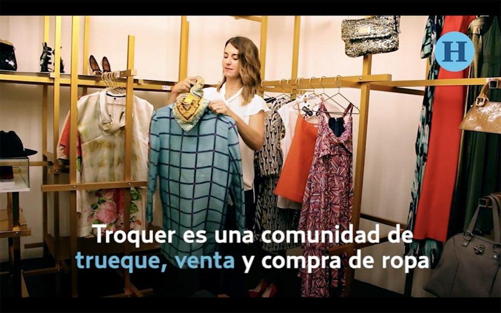 Mira quién habla: Lucía Martínez-Ostos