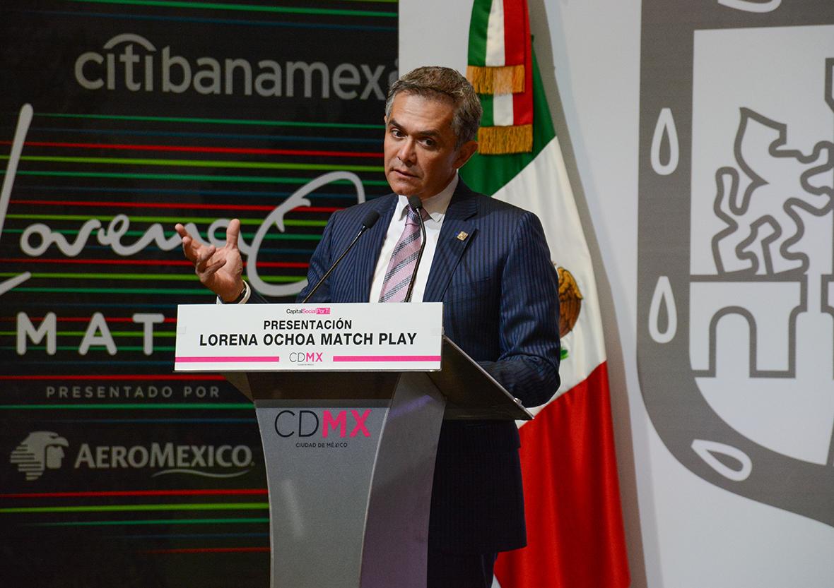 A diferencia del resto de las entidades, la CDMX no puede determinar su techo de deuda. FOTO: CUARTOSCURO.COM