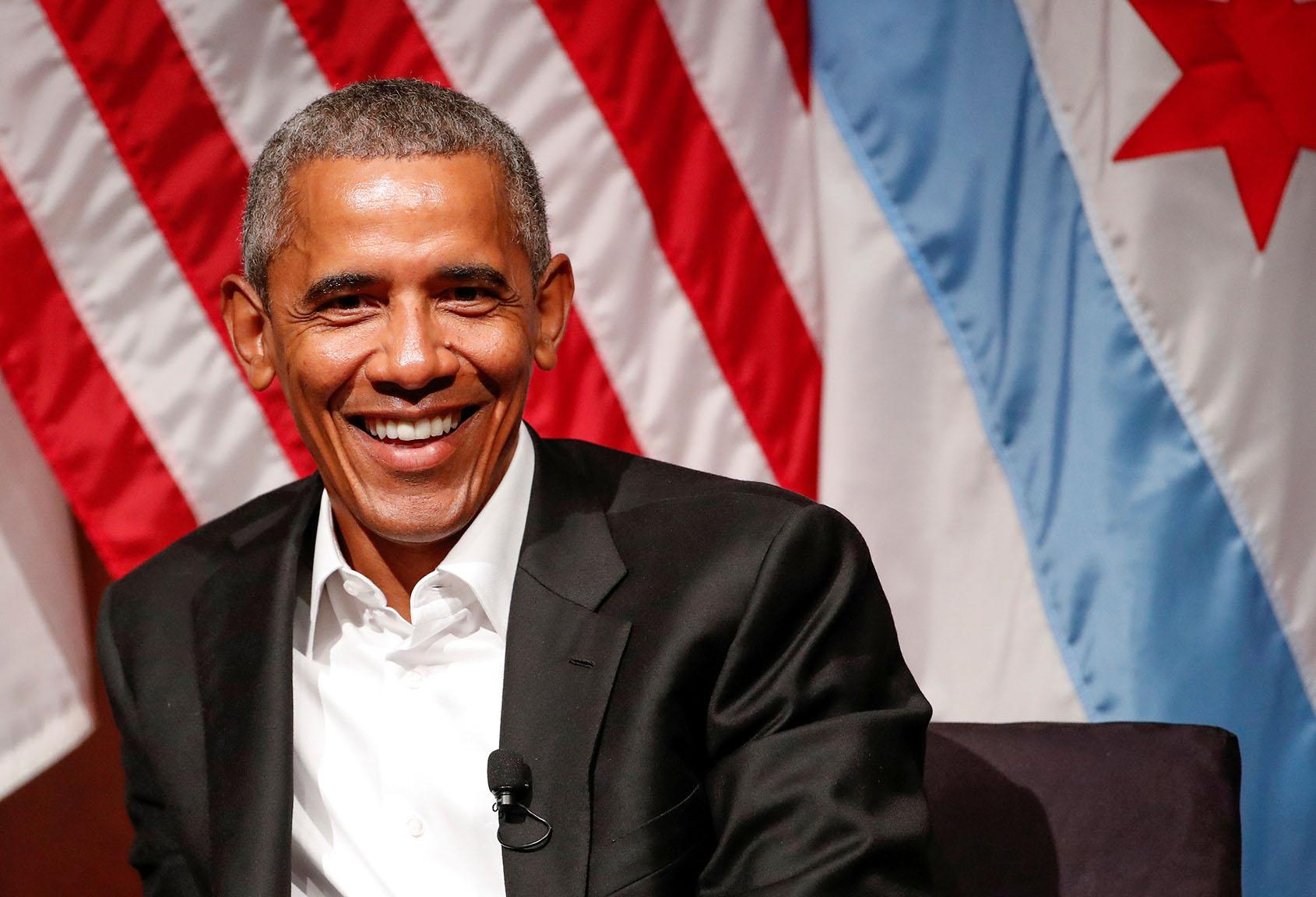 La Fundación John F. Kennedy añadió que Obama ofreció a jóvenes de todos los orígenes un ejemplo que pueden emular en sus propias vidas. FOTO REUTERS