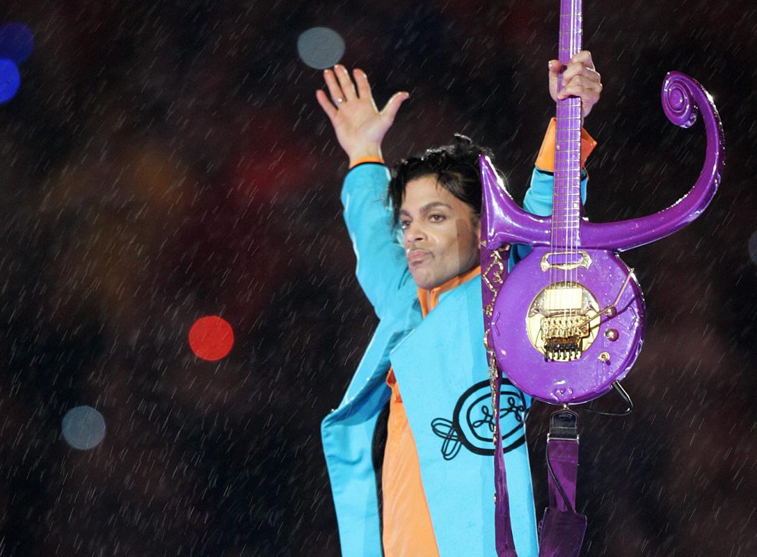 Prince. Foto: AFP