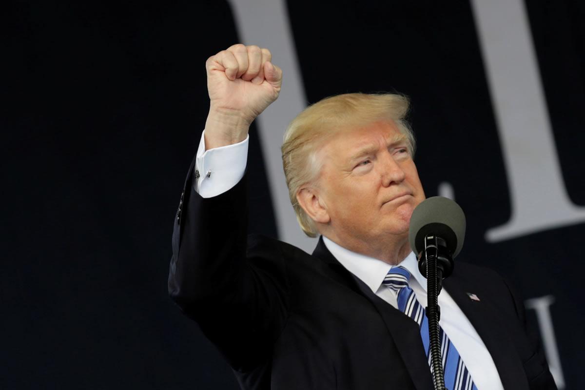 Donald Trump. Foto: Reuters