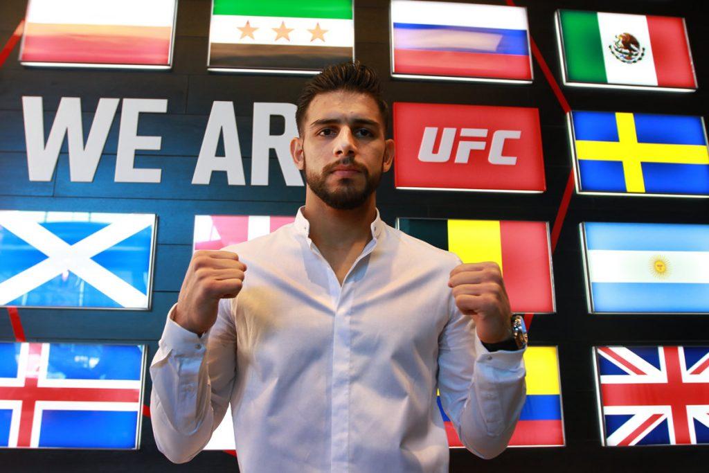 UFC. Foto: Notimex