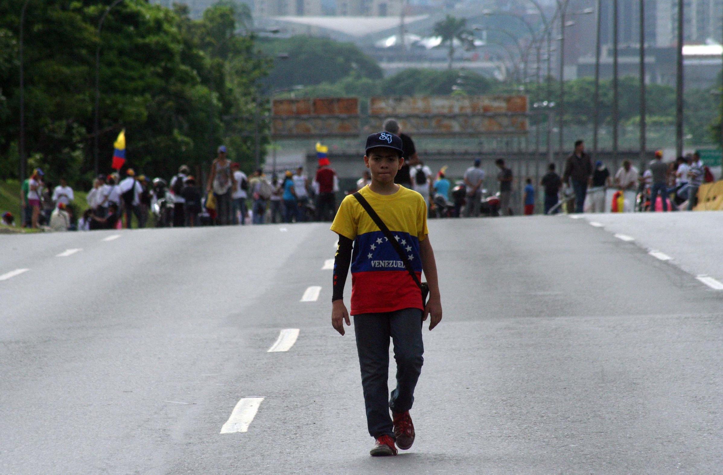 El Gobierno venezolano considera que esas afirmaciones son mentiras para justificar una potencial intervención extranjera. FOTO REUTERS