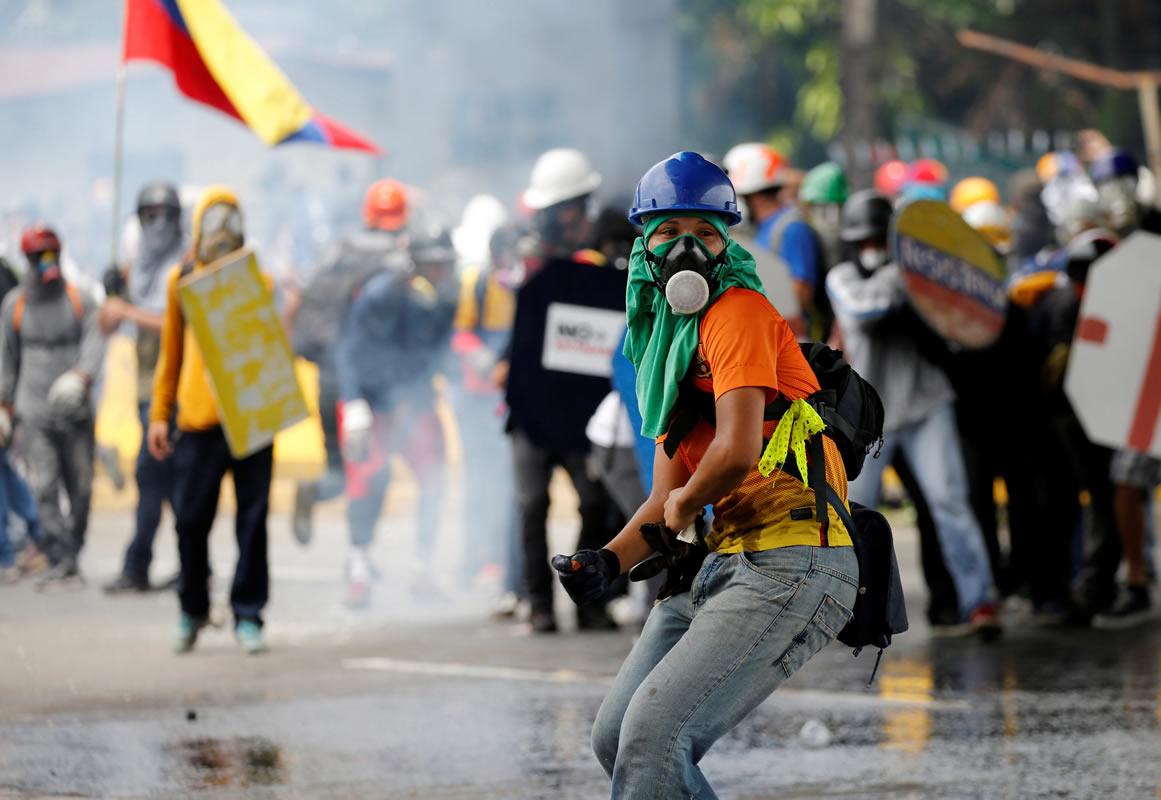 El Heraldo de México. Venezuela. Foto: Reuters