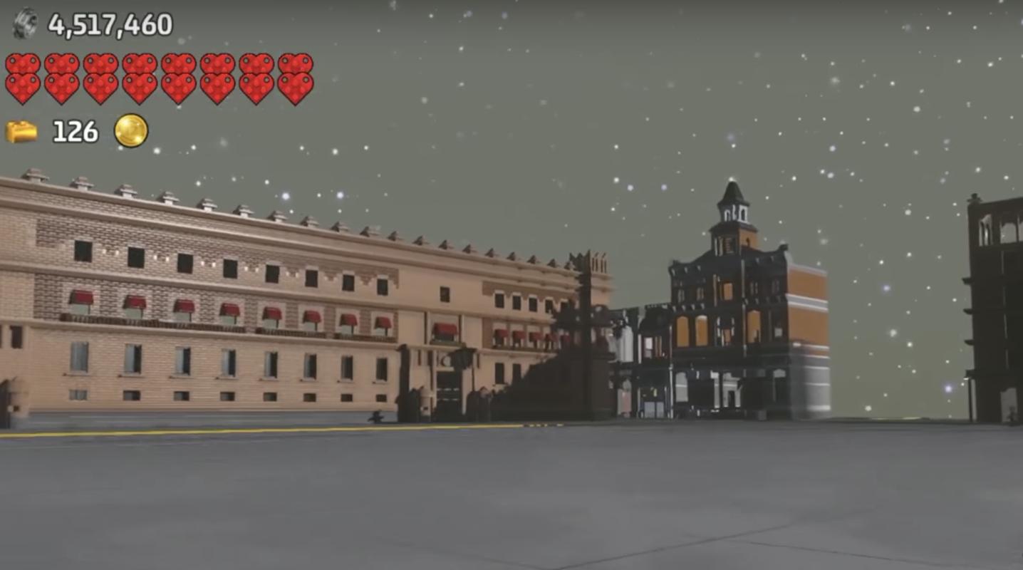 Tenochtitlán reconstruída con Legos