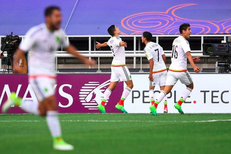 La selección de México Sub-20 se impuso este jueves en Incheon a Senegal (1-0), en octavos de final del Mundial de Corea del Sur