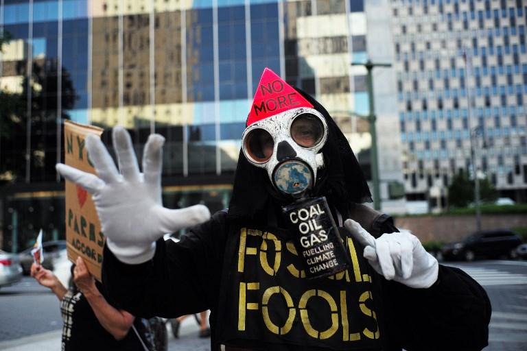 Para Donald Trump, el Acuerdo de París sobre el clima solo permitiría evitar que la temperatura suba 0,2 ºC, un cálculo que los expertos rechazan