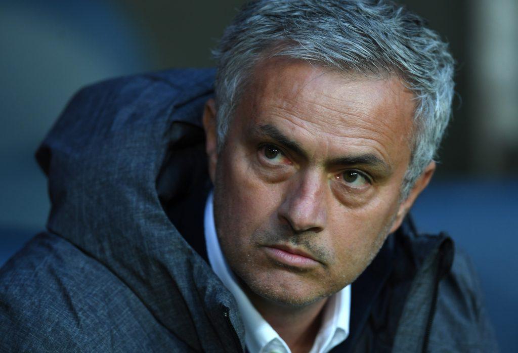 José Mourinho. / AFP PHOTO / Paul ELLIS