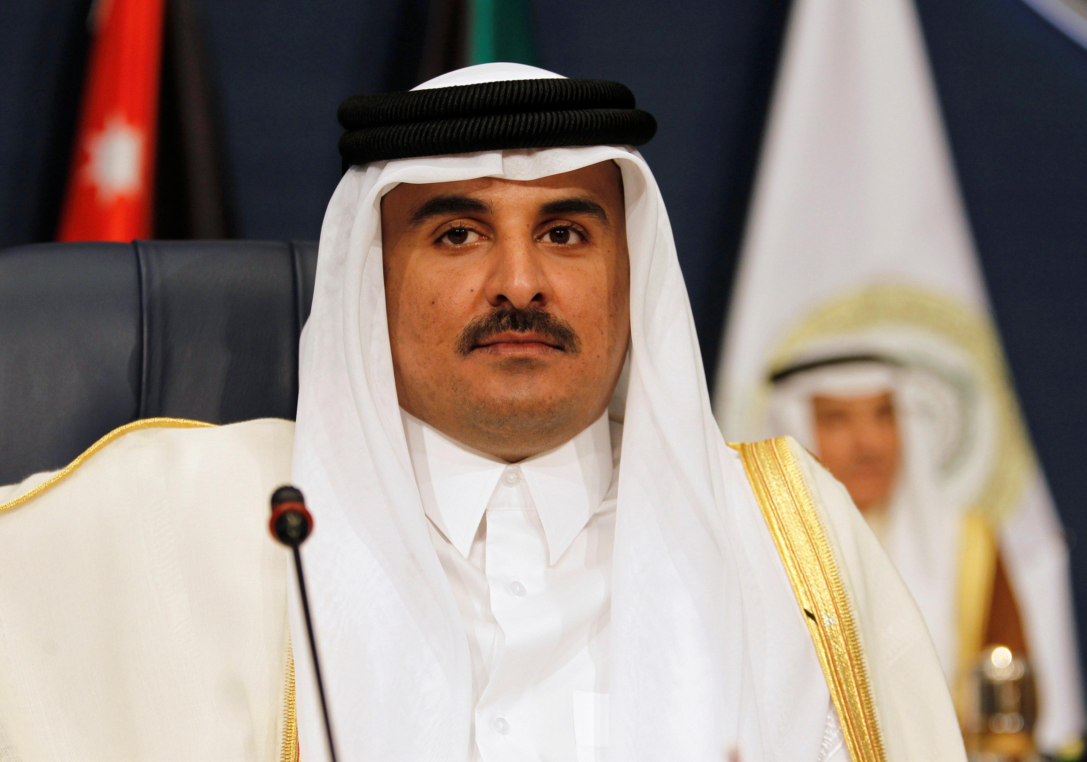 Jeque Tamim bin Hamad al-Thani