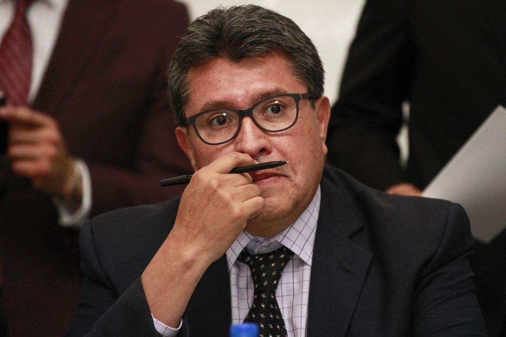 El jefe delegacional de Cuauhtémoc, Ricardo Monreal, en imagen de archivo. FOTO: ALDF/CUARTOSCURO