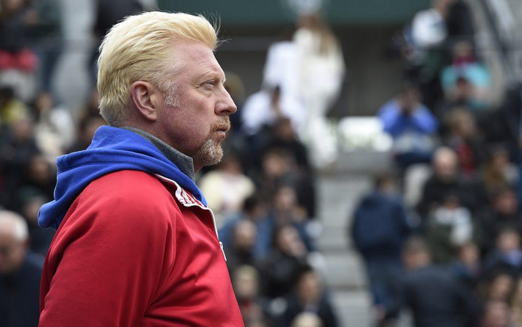 FOTO AFP. Becker ganó 6 torneos de Grand Slam.