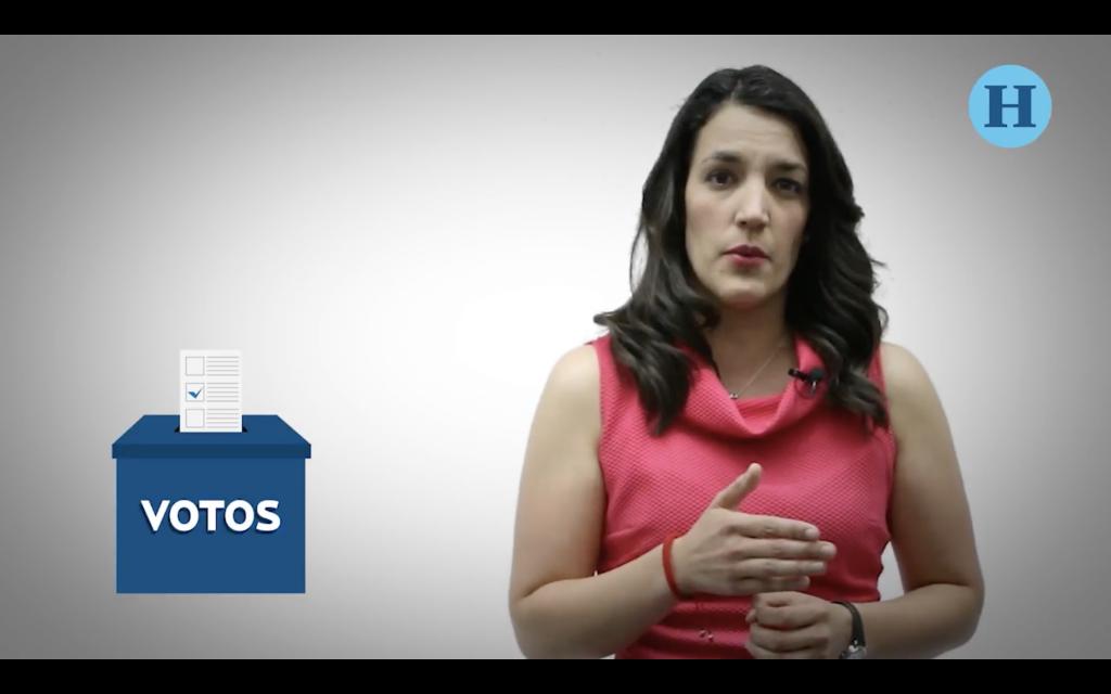Peniley Ramírez hace una lectura sobre el actual proceso electoral