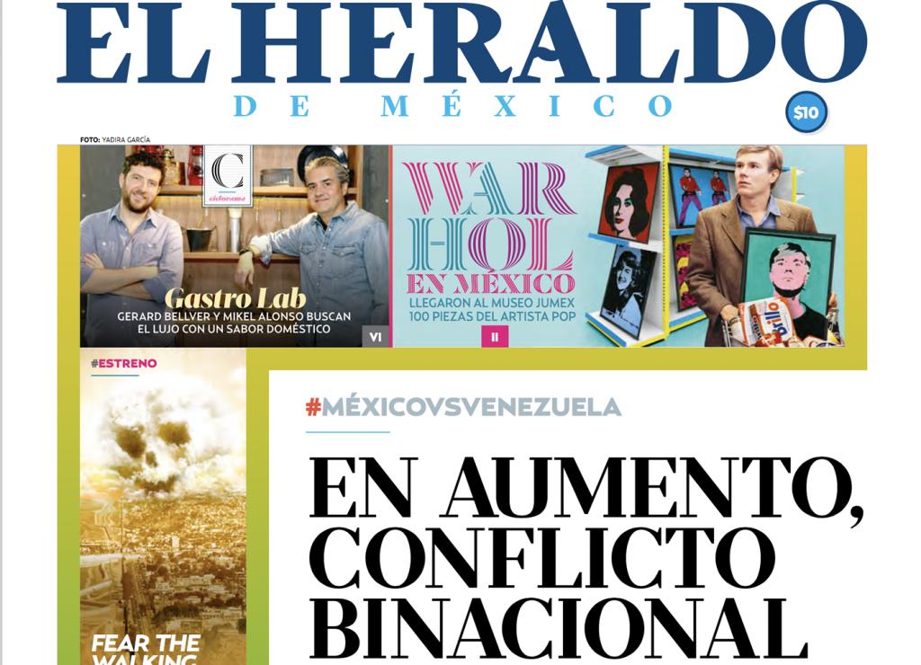 El Heraldo de México - 02 de Junio de 2017