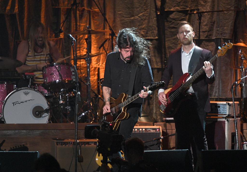Foo Fighters @AFP