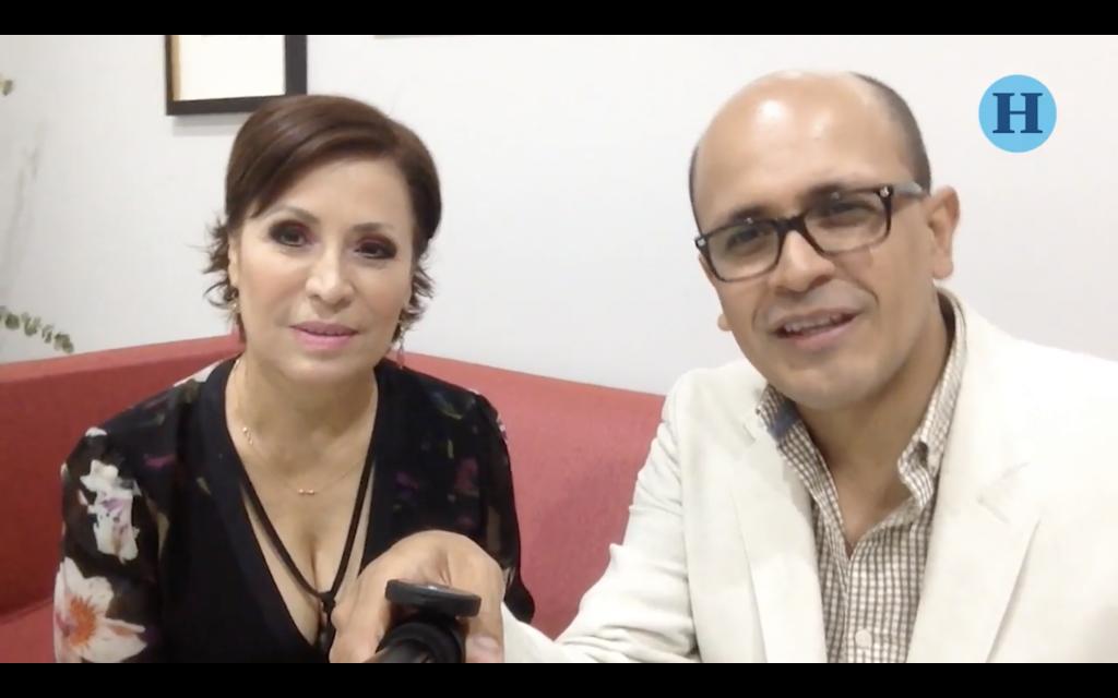 #SelfieLaEntrevista Rosario Robles (parte 1)