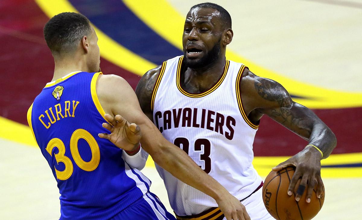 FOTO AP. Las estrellas de la NBA vuelven a chocar por el título.