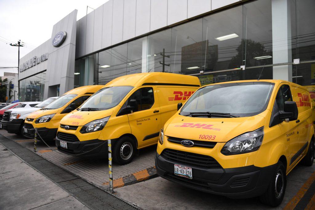 Adquiere DHL autos de Grupo Andrade