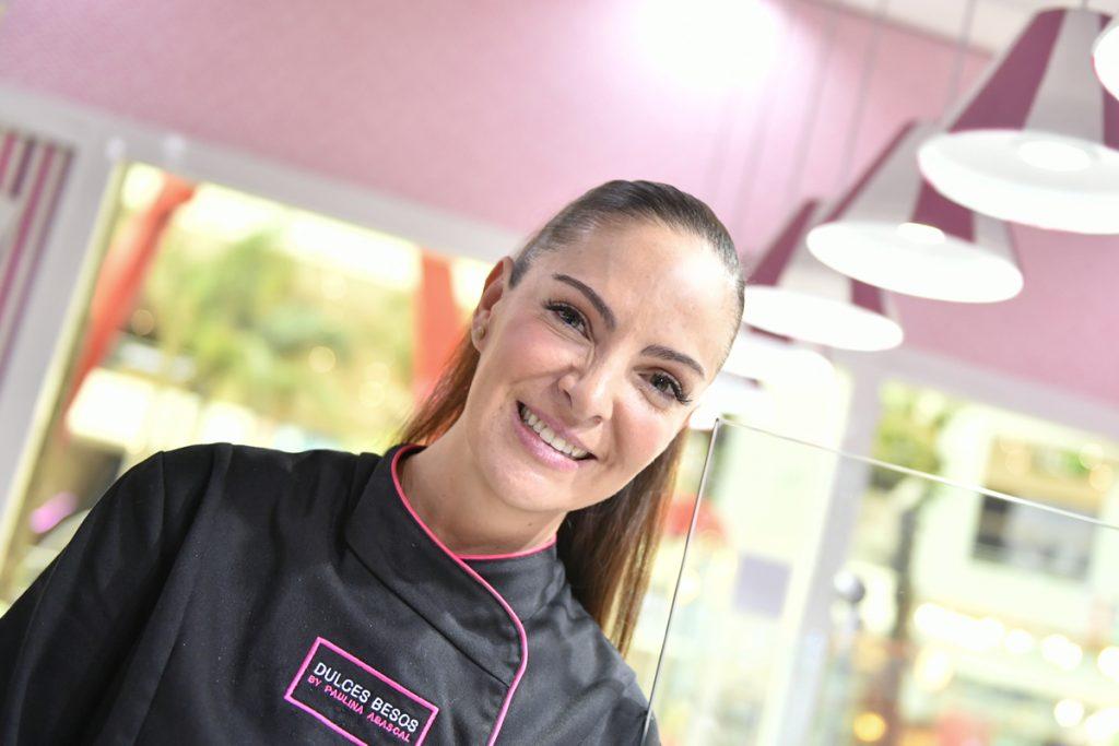 El camino exitoso de Paulina Abascal se debe a tres cosas: sus estudios en administracio?n hotelera, su preparacio?n gastrono?mica y su pasio?n