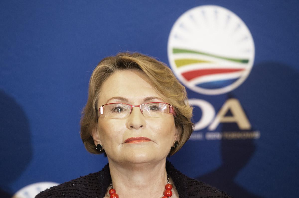 FOTO AFP. Zille se disculpó y aseguró que no defendía el colonialismo.