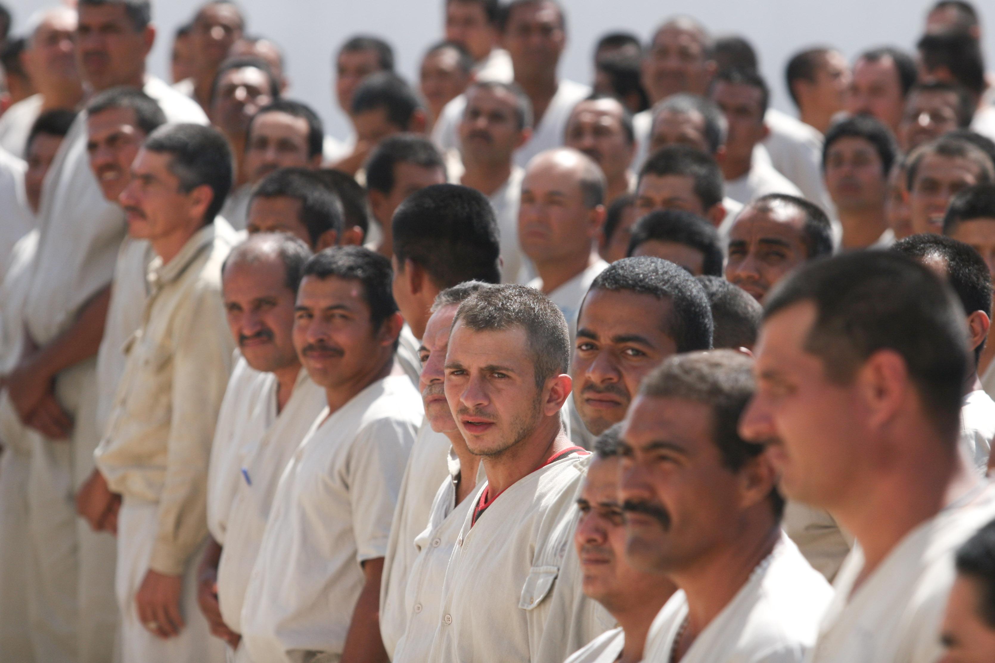 Prisioneros en Islas Marías. @Cuartoscuro.com