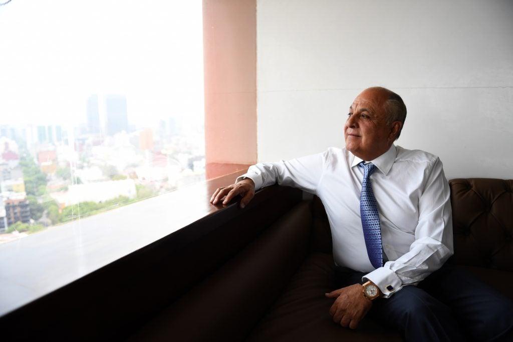 Raúl Fernandez; fundador de Oaxaca Aerospace.