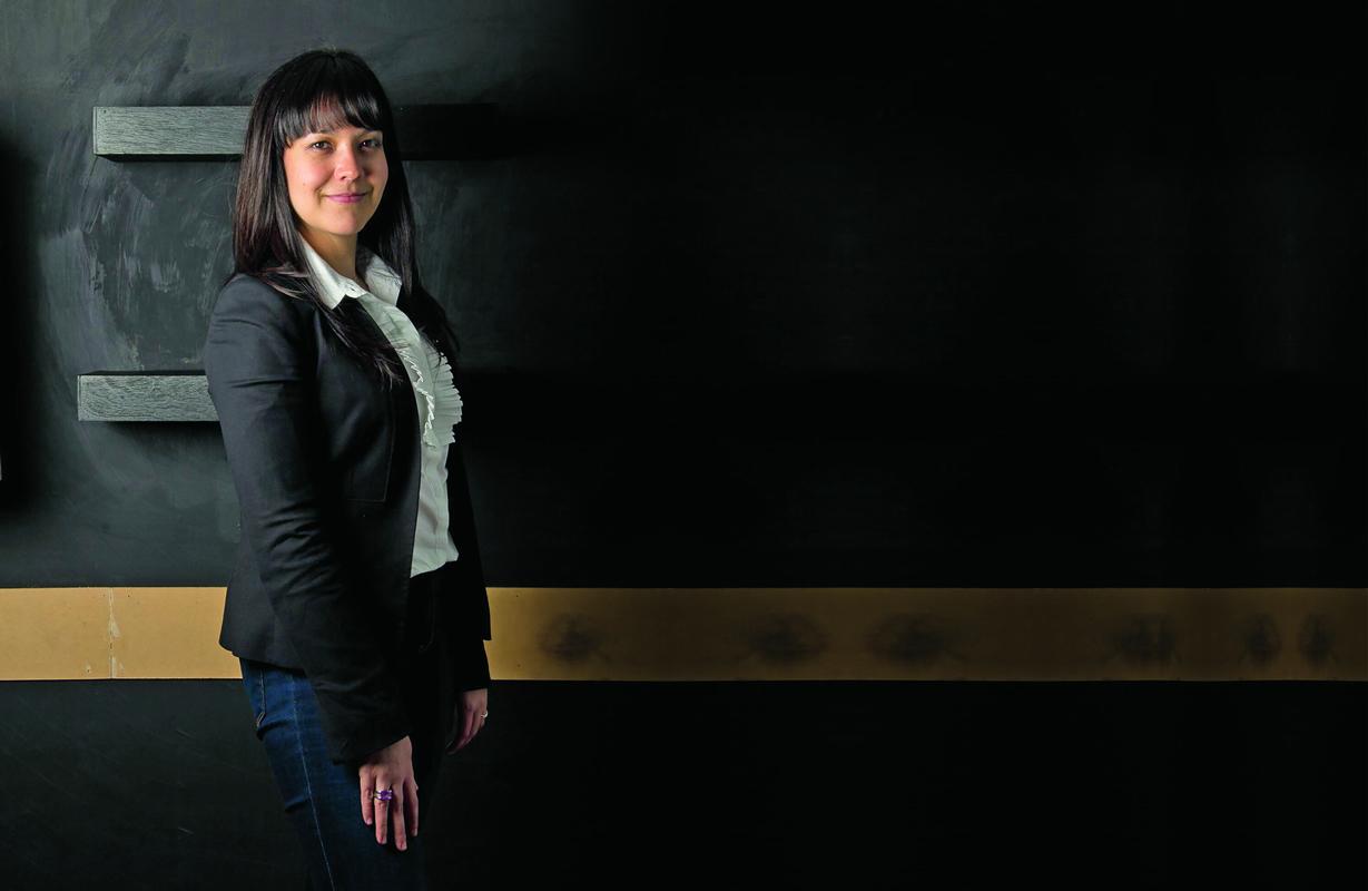 Disruptores. Claudia de Heredia, cofundadora de Kichink
