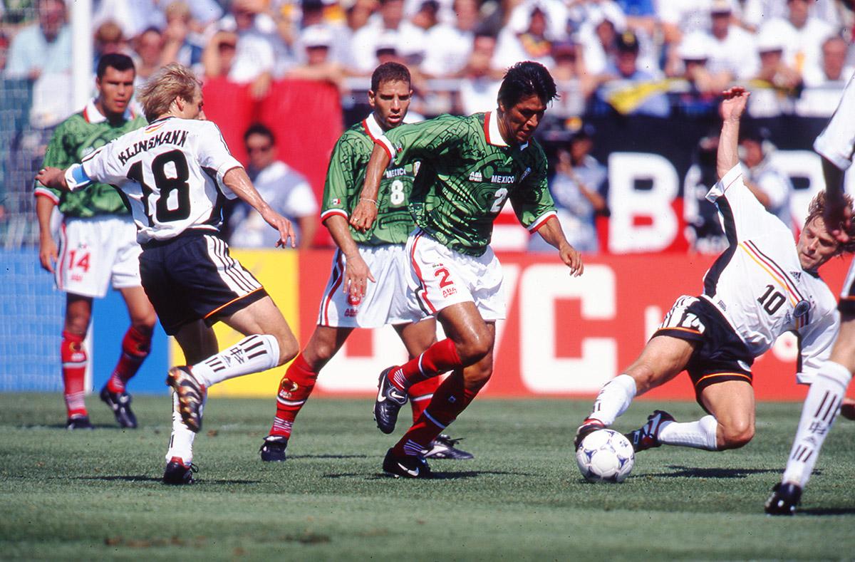 FOTO MEXSPORT. El Emperador Claudio Suárez y el ex técnico de EU Jürgen Klinsman estarán.