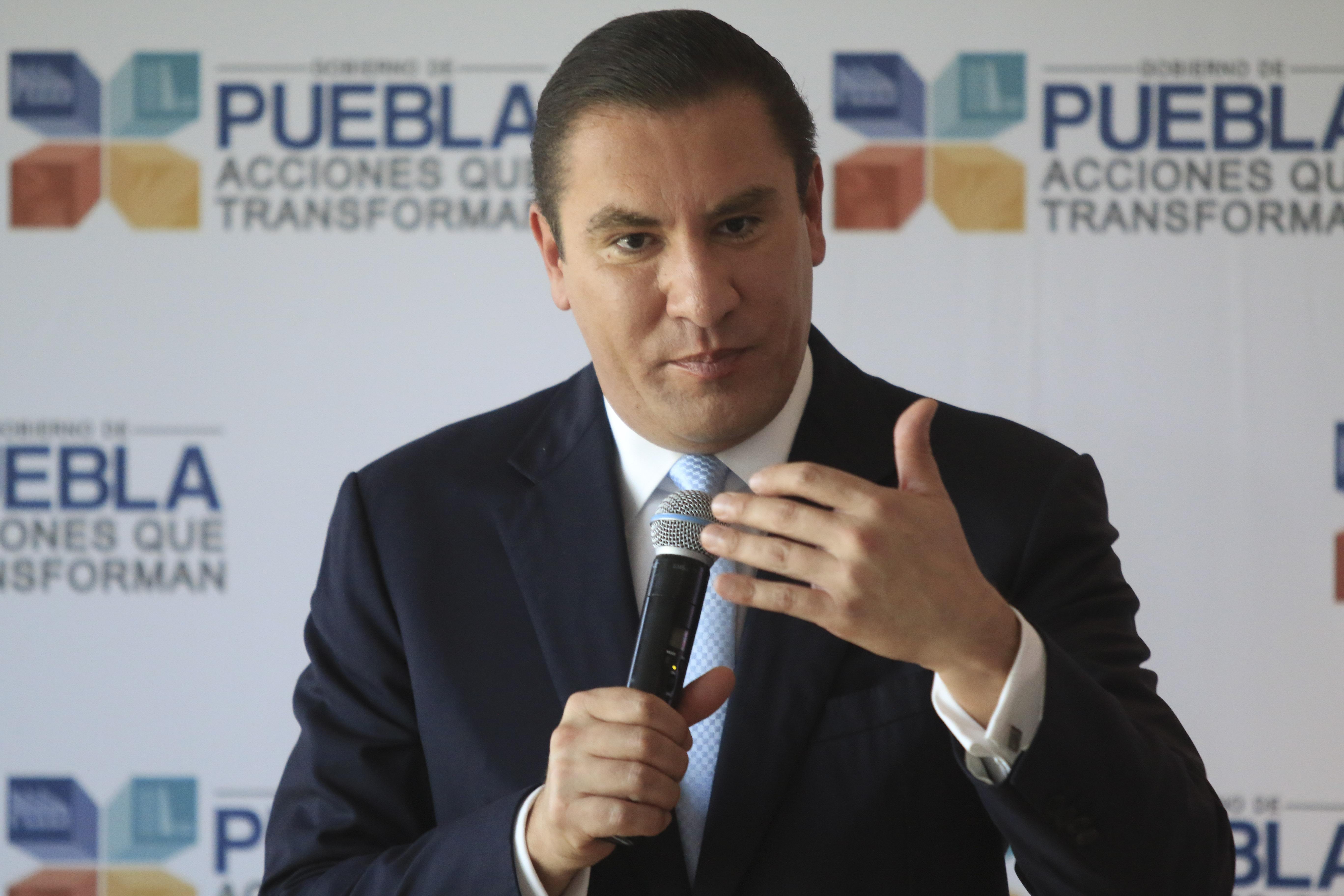 Rafael Moreno Valle. CUARTOSCURO.