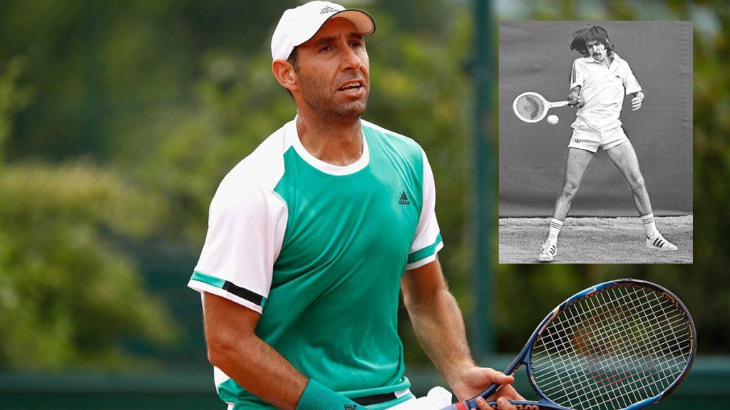 FOTO AP. Raúl Ramírez ganó diecinueve títulos en el circuito ATP y llegó a ser número 4 del mundo.