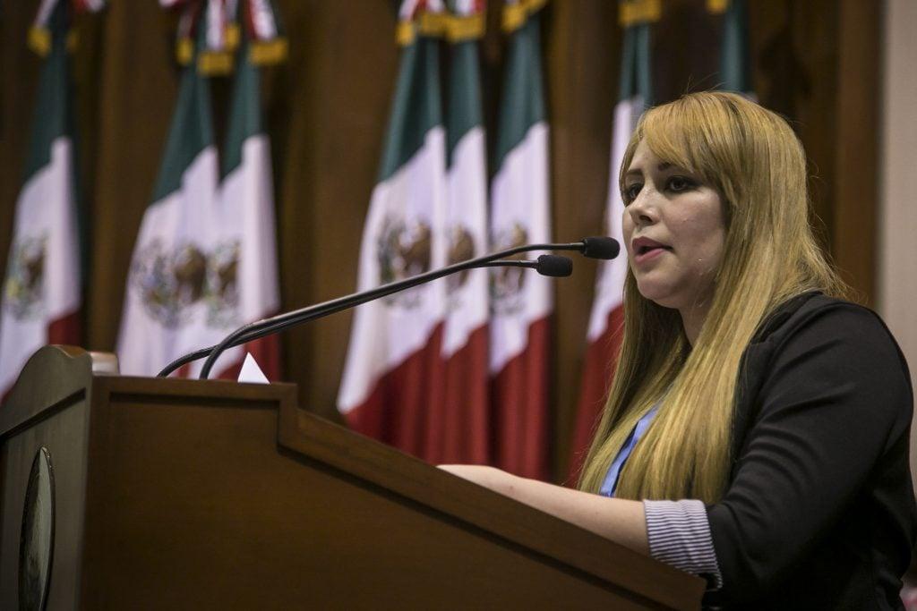 Lucero Sánchez. CUARTOSCURO.