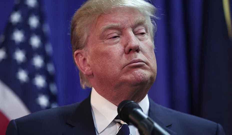 El Pulso de la Red. Trump, con escasa aprobación en redes sociales