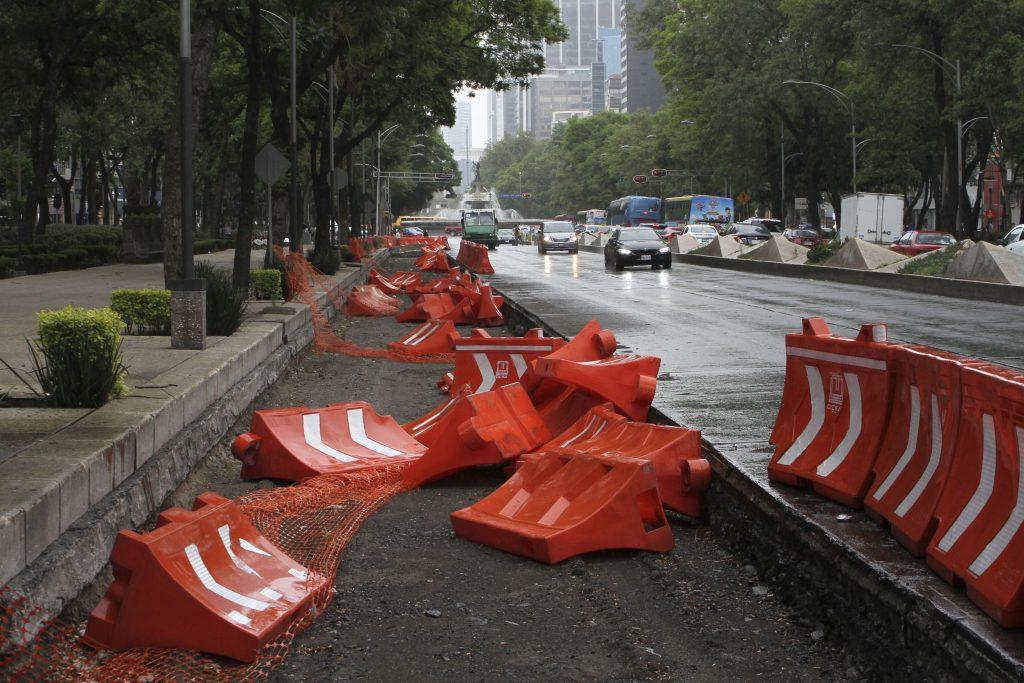 Paseo de la Reforma. CUARTOSCURO.