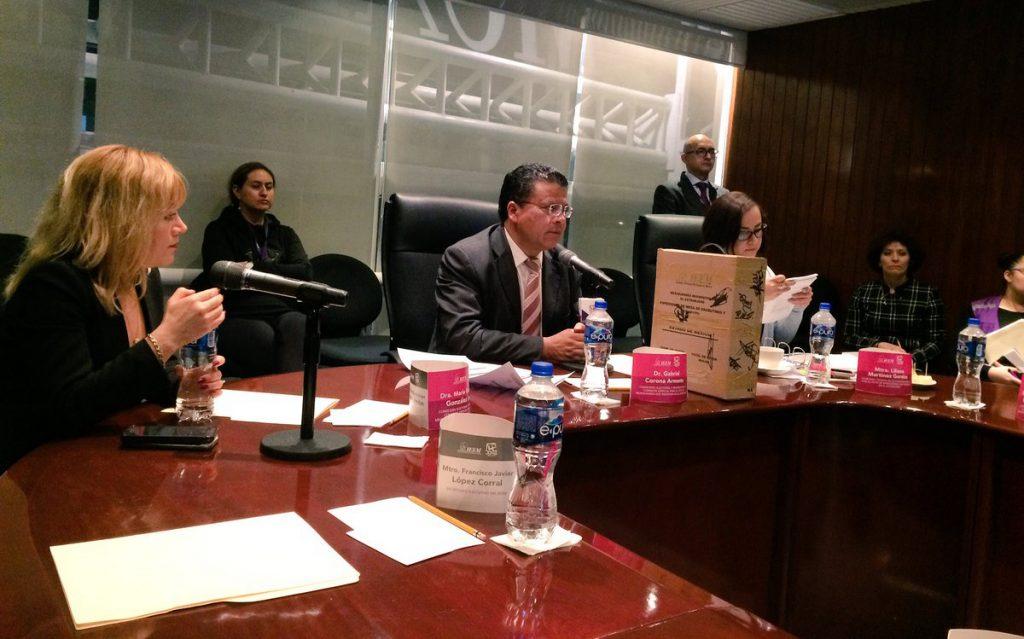Gabriel Corona, consejero del IEEM, luchará para dar credibilidad a resultados
