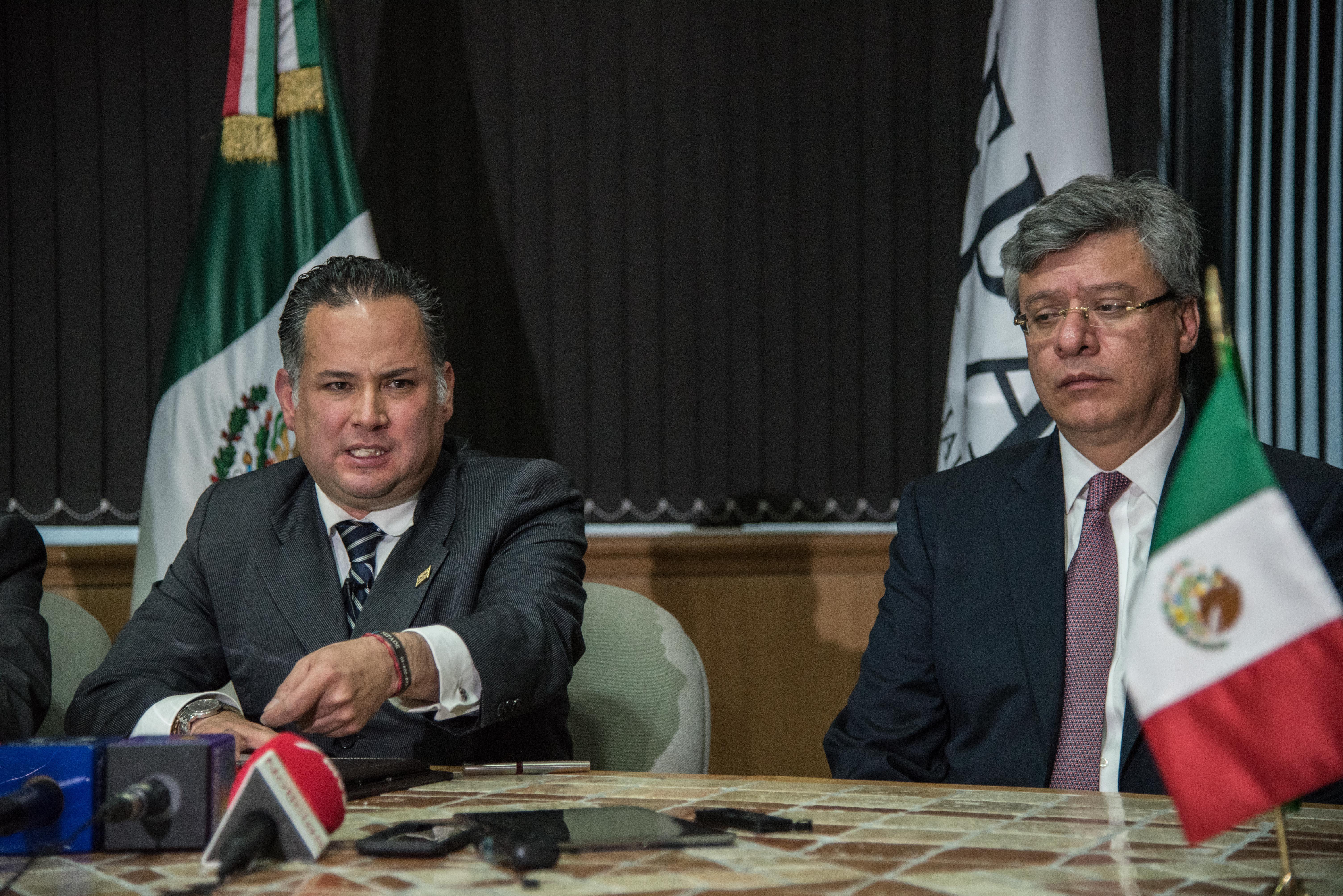 Santiago Nieto Castillo, titular de la Fiscalía Especializada para la Atención de Delitos Electorales (FEPADE).  FOTO: TERCERO DÍAZ /CUARTOSCURO.COM