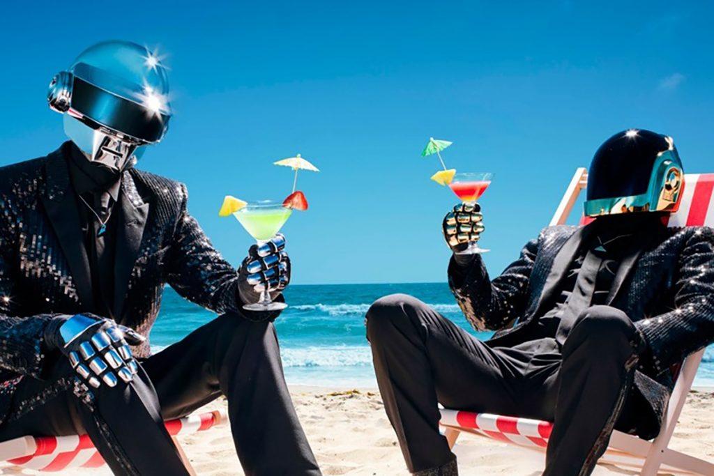 Daft Punk estrena nueva rola en colaboración con Parcels