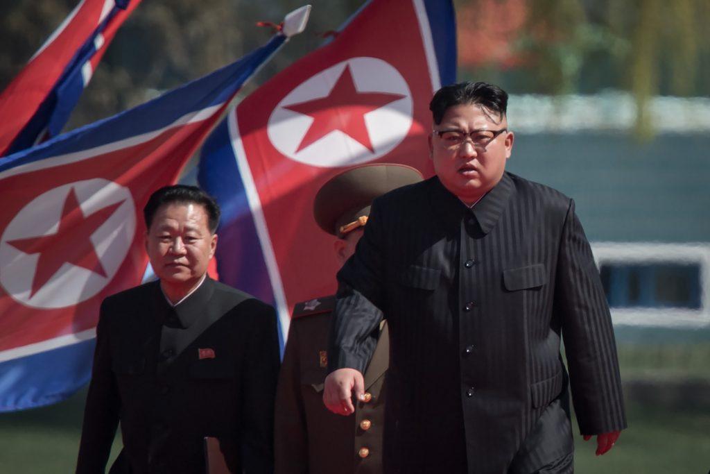 Kim Jong-Un. Archivo. AFP.