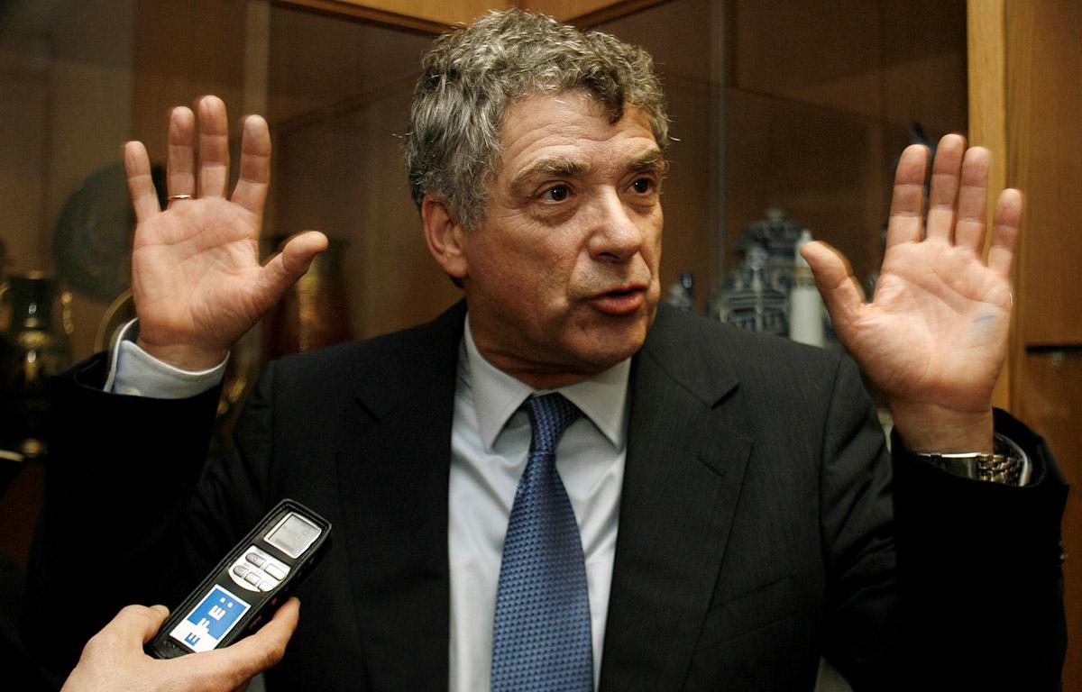FOTO REUTERS. El presidente de la Federación, Ángel María Villar está en prisión.