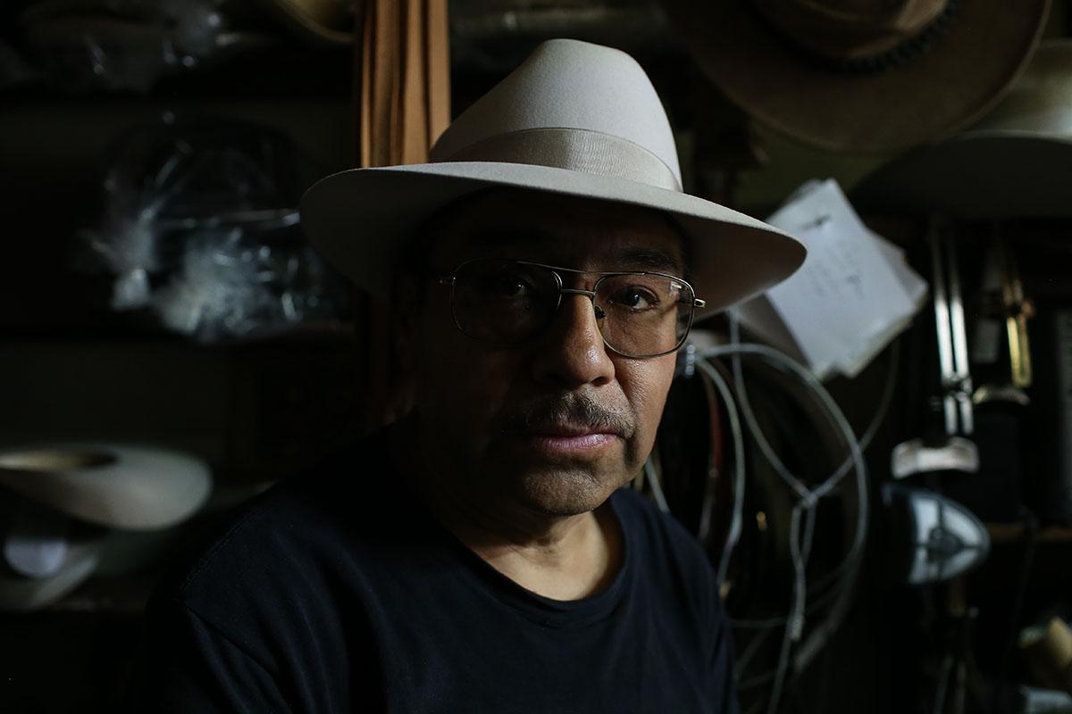 Ignacio Reyes, el sombrerero de la Escandón