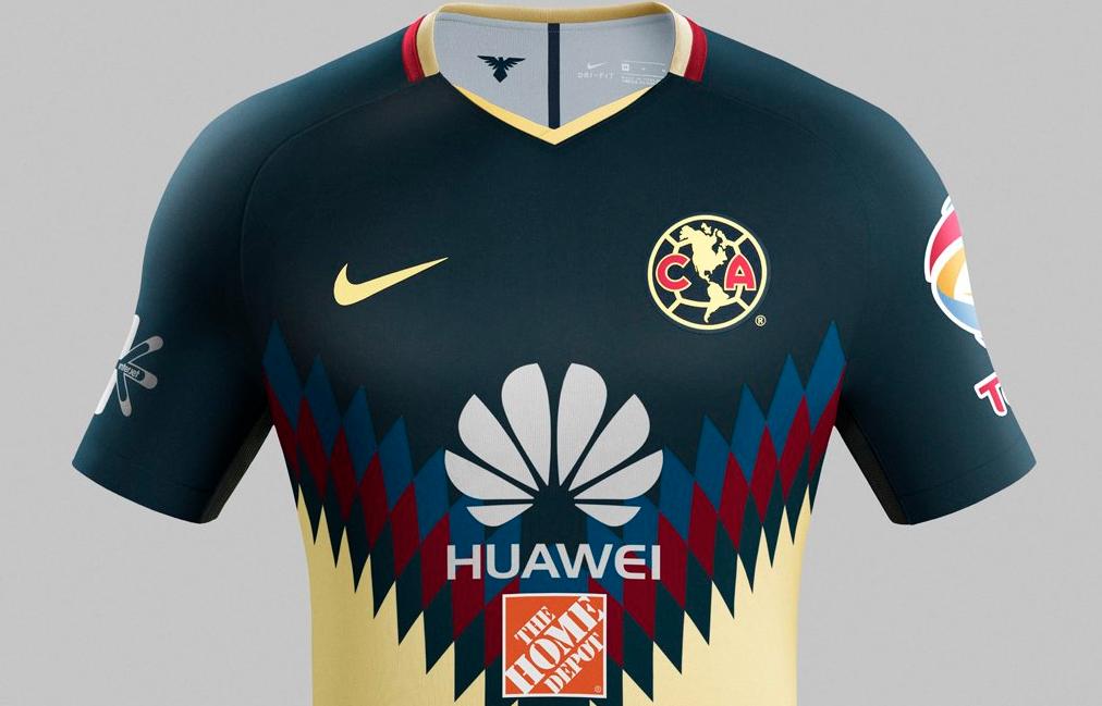 El Club América presentó su nueva playera, y a algunos no les gustó