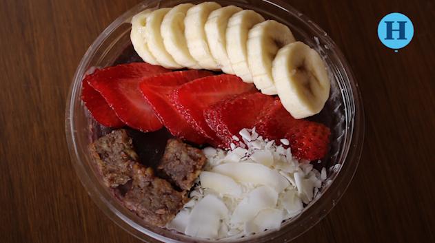 Bowl Bar te enseña a preparar un snack súper saludable
