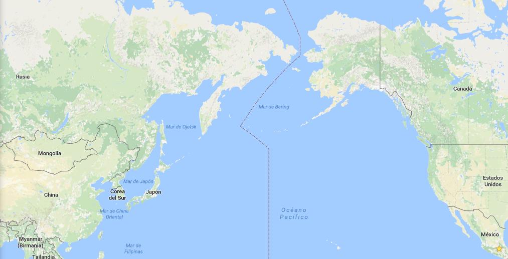 Sismo de 7.8 en Rusia provoca alerta de tsunami