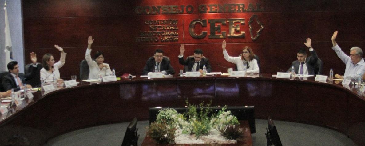 Comisión Electoral autoriza financiamiento a nuevo partido en Nuevo León