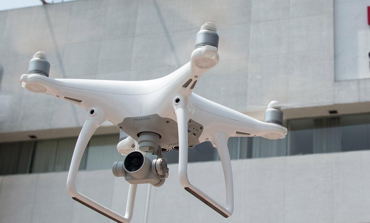 Los drones se aceleran en México como un deporte