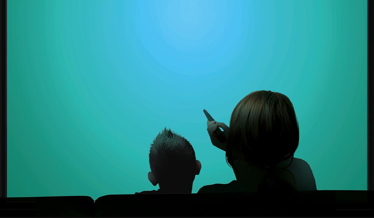 Alertan a los papás por contenidos y programas de tv