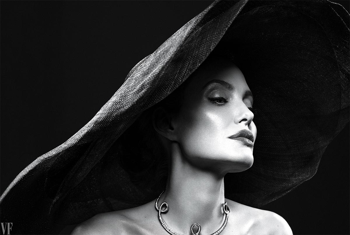 Resultado de imagen para angelina jolie vanity fair