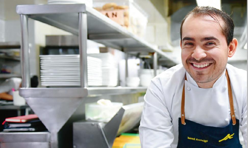 Gastro Lab: Israel Aretxiga, sigue marcando tendencia
