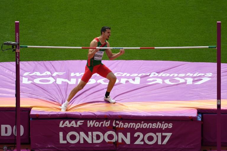 Edgar Rivera, primer mexicano en clasificar a una final de Londres-2017