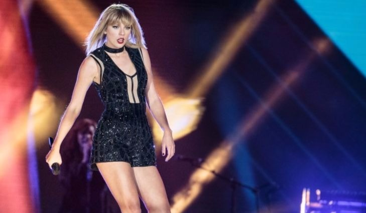 Taylor Swift lanzó su nuevo sencillo Look what you made me do