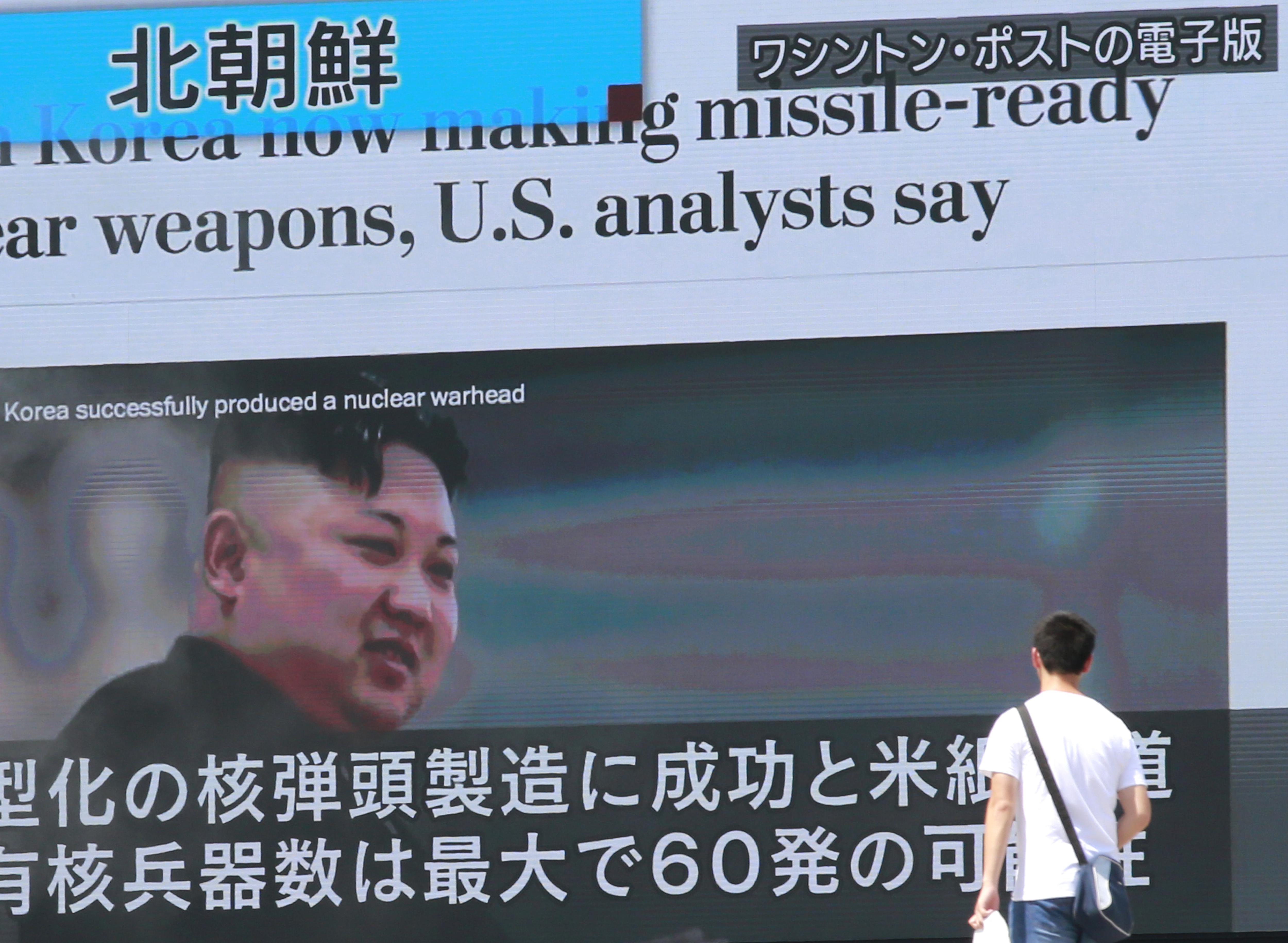 Corea del Norte, el enemigo público de Donald Trump. @AP