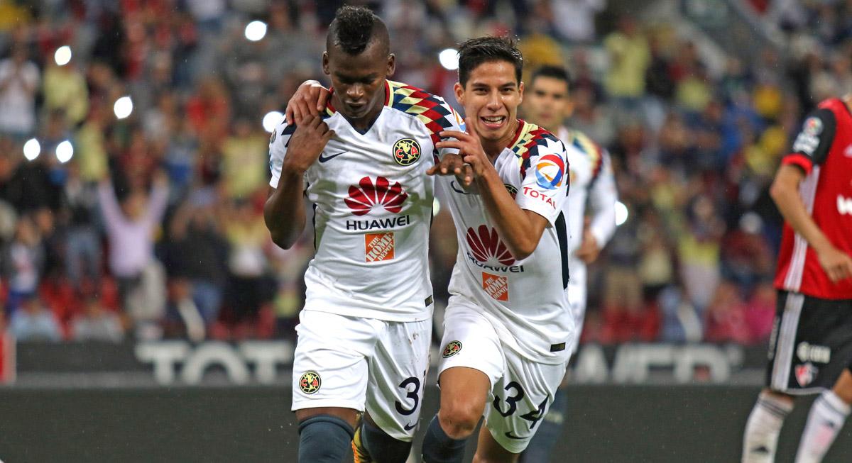 América venció 2-0 al Atlas; Con gol agónico, Cruz Azul superó 2-1 a Tigres; León y Toluca con paso perfecto.